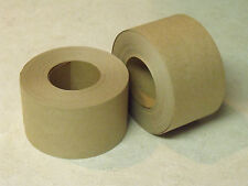 "24 Rolls - 2"" x 100 Feet Each - Tan Kraft Paper Tape"