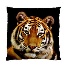 Africa Tiger Face Scatter Cushion Case /Decorative Throw COVER~BN~Image 2Sides