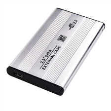 2.5 Sata to USB Hard Drive Caddy HDD Enclosure Case Laptop and PC Computer Cover