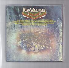 Rick Wakeman Empty Journey to the Centre PROMO Drawer Box Japon MINI LP CD Yes