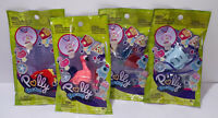 Polly Pocket Tiny Takeaway Jewelry Accessories Mini Bags 4 PACK by Mattel