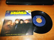 THE ROLLING STONES Honky tonk women SINGLES COLLECTION Nº 10 SINGLE VINILO 1980