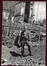 guerre 1939-1945 . Allemagne. Freudenstadt . photo de juillet 1945