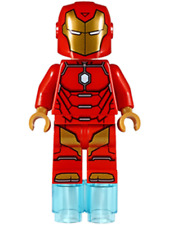 NEW LEGO INVINCIBLE IRON MAN FROM SET 76077 AVENGERS (sh368)