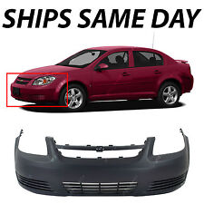 NEW Primered - Front Bumper Cover Fascia for 2005-2010 Chevy Cobalt Base LS LT