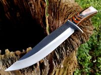 MESSER BOWIE KNIFE HUNTING  COLTELLO JAGDMESSER BUSCHMESSER