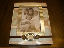 "Life's a Beach Picture Frame 7"" x 9"" Holds 4"" x 6"" photos"