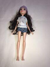 PROJECT MC2 McKeyla McAlister Black Gold Sneaker Fit Beach Flat Foot Barbie NEW