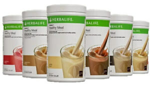 Herbalife Formula 1 Nutritional Shake Mix All Flavors 500 gms/17.63 oz Per Pack
