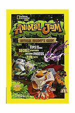 Animal Jam: Official Insider's Guide (National Geographic Kids) Free Shipping