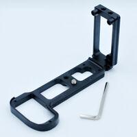 For Nikon Z6&Z7 Mirrorless Camera QR L Plate Bracket Camera Grips Camera Holders