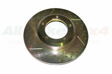 LAND ROVER DEFENDER AND DISCOVERY 1 FRONT BRAKE DISC DISCS VENTED LR017952CDG X2