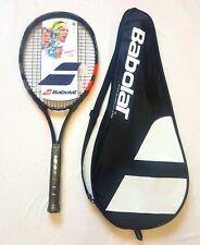 Racchetta tennis adulto Babolat falcon comp nero racket manico L2 L3 L4 + fodero