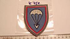 Bundeswehr Verbandsabzeichen Luftlandebrigade 26 mgst (k751)