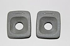 Mercedes-Benz OEM W124 300CE Coupe Pair of Gray Seat Switch Side Cover