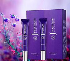 2 x JERICHO PREMIUM Eye & Neck Gel AN ANTI-AGEING INVESTMENT! From The Dead Sea!