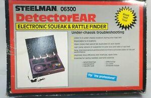 Steelman 06300 DetectorEAR Electronic Squeak & Rattle Finder