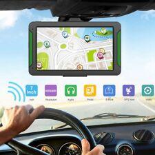 7'' Car Truck GPS Navigator Vehicle Navigation System Nav 8GB  Free Lifetime Map