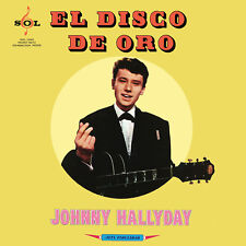 CD Johnny Hallyday - El Disco De Oro (Vogue Made In Mexique)