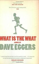 What is the What,Dave Eggers- 9780241142578
