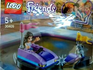 Lego Friends Emma's Bumper Car 30409 Polybag (Brand new and sealed)
