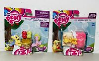 My Little Pony Friendship is Magic Lot Applejack Apple Flora Candy Caramel Tooth
