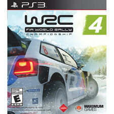 WRC 4: FIA World Rally Championship (Sony Playstation 3, 2014)