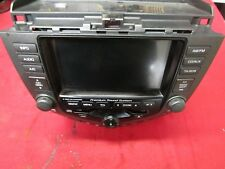 Navi mit Radio Honda Accord CL7 CL9 CN1 CM1 CM2 CN2 Bj.2002-2008