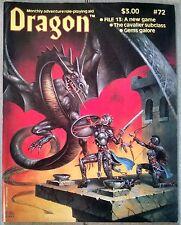 Dragon Magazine April 1983 #72
