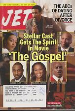 JET MAGAZINE OCTOBER 17, 2005 *CAST OF THE GOSPEL*