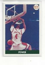1991 FRONT ROW BASKETBALL LARRY JOHNSON #46 - POWER - UNLV RUNNIN' REBELS