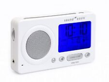 """Sound Oasis S-850W Travel Sleep Sound Therapy System """"Giftable Condition"""" r"""