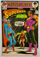 World's Finest #200 1971 VF 8.0 Neal Adams Cover Bronze Age Classic Wont Last!
