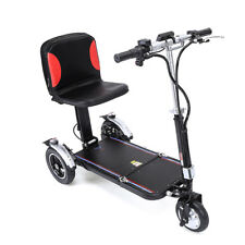 Foldable mobility Travelscoot - weight 19kg - The best travel scooter