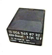 MERCEDES-BENZ w123 E-classe relais pompe à carburant a0015422219