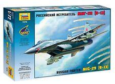 Zvezda 1/72 Russian Fighter MIG-29 (9-13) # 7278