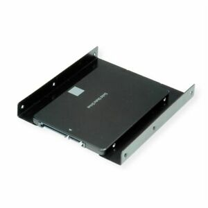 "BERCEAU ADAPTATEUR CADDY SUPPORT RACK 2.5"" VERS 3.5"" SSD HDD DISQUE DUR"