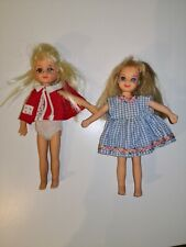 Chris Barbie Tutti Vintage Mattel