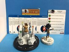 Heroclix Marvel Infinity Gauntlet complete w/ all 6 gems and LE Terraxia