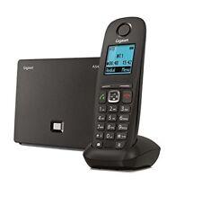 Cordless Gigaset A540ip Nero 150 Memorie VoIP Standby 210hr Standard DECT Gap
