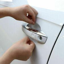 4 PCS Auto SUV Door Handle Invisible Protector Film Scratch Decal Car Sticker
