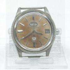 Vintage CITIZEN 7 AUTO DATER PARAWATER 40M 25J for REPAIR watch Japan