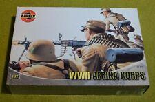 MODEL KIT AIRFIX 1:72 SCALE WORLD WAR II GERMAN AFRIKA KORPS 01711
