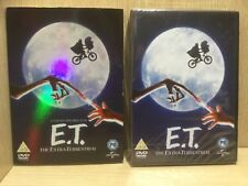 E.T The Extra Terrestrial DVD New & Sealed