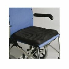 BRAND NEW MLE Wheelchair Gel & Foam Comfort Cushion Black Pad - Free POST
