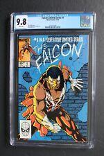 FALCON Limited Series #1 1st Solo Title MCU TV 1983 Nemesis Redwing CGC NMMT 9.8