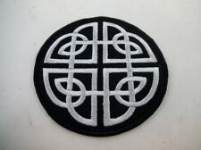Viking Celtic Knot Iron On Patch Symbol Protection Rune Wiccan Pagan Norse