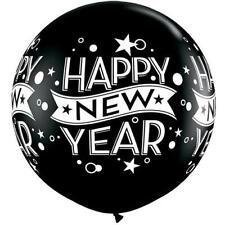 Ballons de fête rondes pour la maison Nouvel an