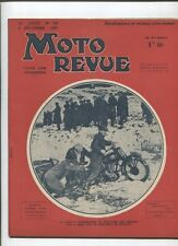 Moto Revue N°769 ; 3 décembre  1937  : décalaminé et révisé votre moteur