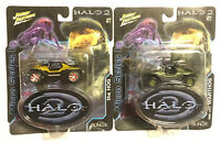 HALO 2 Johnny Lightning Series 1 The Hog Gold Warthog Diecast Vehicle Lot Rare